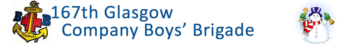 167th Glasgow Company Boys' Brigade