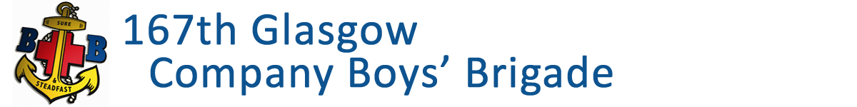 167th Glasgow Company Boys' Brigade